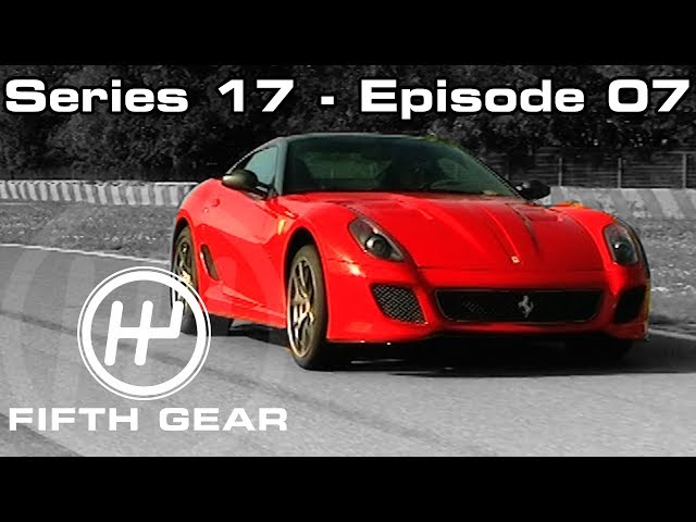 Vicki and Tom go off-road - Fifth Gear