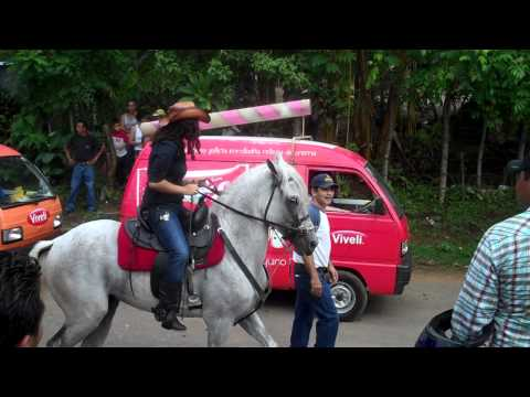 Fiestas de Diria Nicaragua 2011 parte 6