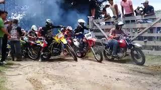 Trilha de moto em abel figueredo para