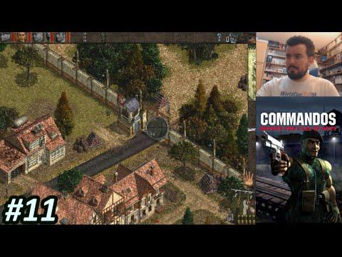 COMMANDOS: BEYOND THE CALL OF DUTY (PC) - Episodio 11 || Gameplay en Español