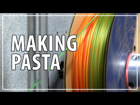 Making Fun Filament at Proto-Pasta // 3D Printing with Transitions and Custom Colors!