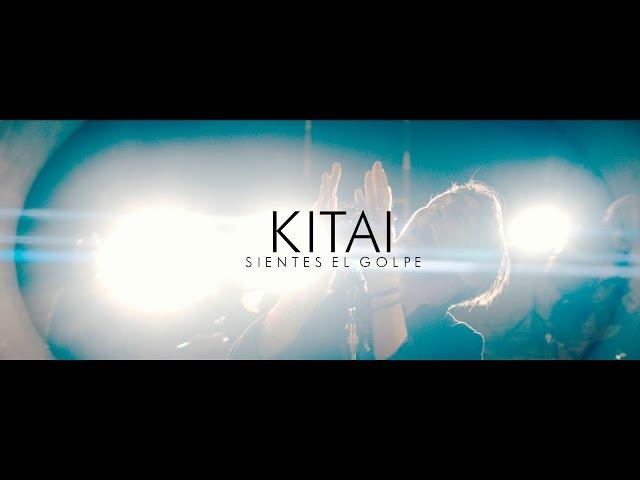 """Videoclip oficial de la canción """"Sientes el Golpe"""" de Kitai."""