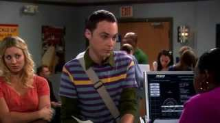 TBBT S02E05 The Euclid Alternative (Sheldon at the DMV)