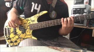 Panteon Rococo - La Carencia (Bass Cover)