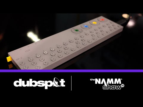 NAMM 2016: Teenage Engineering OP-Z Multitimbral Synth