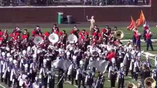 Ohio University Marching 110 H.S. Band Day - Uma Thurman - Fall Out Boy - HD