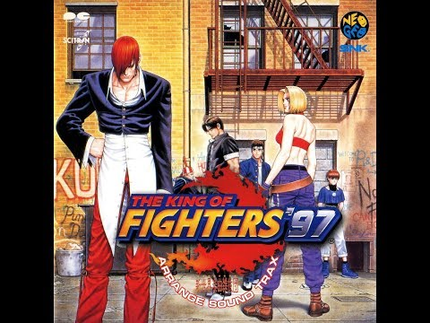 The King of Fighters 97 Arrange sound Track