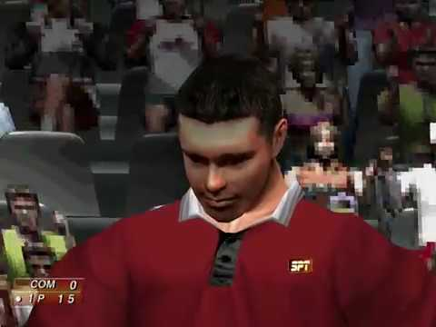 Virtua Tennis (Arcade Mode: Davor Tesla) (Hitmaker, Strangelite) (Windows) [2002] PC Longplay