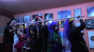 Coral performático (Grupo Mal Amadas de teatro) do Cim-Centro Informação Mulher