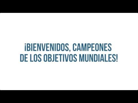 Los Campeones de los Objetivos Mundiales del PNUD