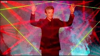 Peter Capaldi Revealed as the Twelfth Doctor - Doctor Who Live: The Next Doctor - BBC
