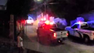 POLICIAS EN SANCHES TABOADA TIJUANA APERATIVO