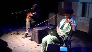 Burguesinha - Thalma de Freitas e Gabriel Moura :: Live P.A. 07/05/11 CCBB Brasília