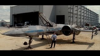 Pinewood Studios - Star Wars Episode 7