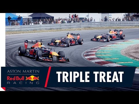Max Verstappen, Daniel Ricciardo and David Coulthard unleashed at Zandvoort