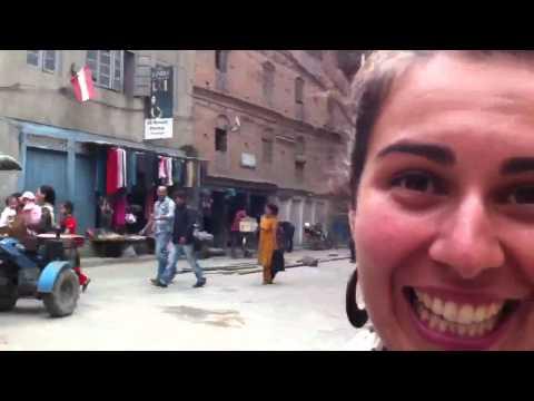 India por cuatro duros. Día 16. Benarés-Kathmandu