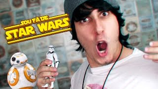 SOU FÃ DE STAR WARS ♫ ft Mussoumano