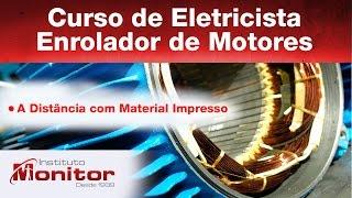 Curso de Eletricista Enrolador de Motores - Instituto Monitor