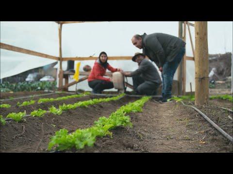 Für eine bessere Welt: nachhaltige Landwirtschaft