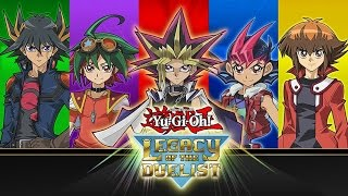 Yu-Gi-Oh! Legacy of the Duelist - PS4 - Summoning Five.Headed.Dragon twice