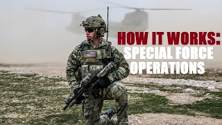 HOW IT WORKS: Special Forces Combat Operations - Special Forces Documentary