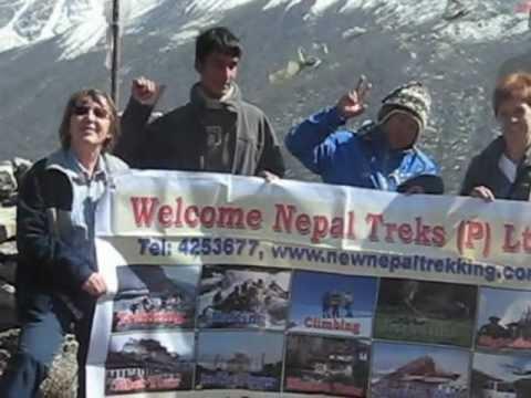 Trekking in Nepal  Nepal Trekking Agency  Nepal Treks Company