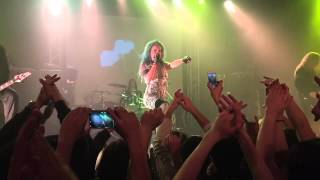 Dead Eyes See No Future Arch Enemy Live in Hong Kong 2015