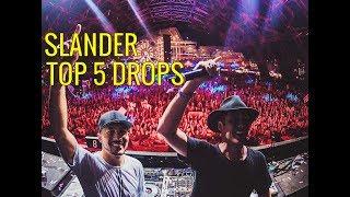 Slander - Top 5 Drops (Brutal)