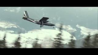 Spectre Plane Chase Rescore 2 featuring John Barry