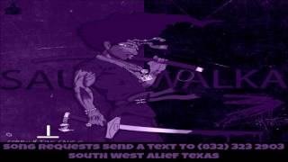06  Sauce Walka   No Heart Screwed Slowed Down Mafia @djdoeman Song Requests Send a text to 832 323