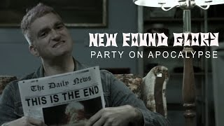 New Found Glory - Party On Apocalypse (Official Music Video)