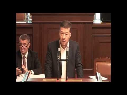 Tomio Okamura: Navrhuji referendum o vystoupení z EU a o (ne)přijímání migrantů z islámských zemí