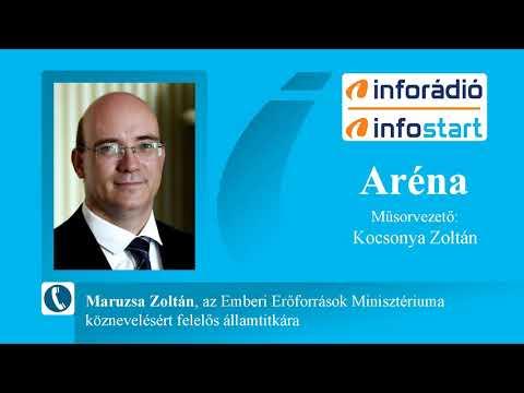 InfoRádió - Aréna - Maruzsa Zoltán - 2021.07.15.