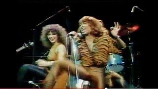 Tina Turner performs Hot Legs - 1978
