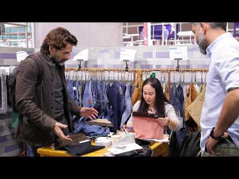 Messe Frankfurt Intertextile Shanghai Apparel Fabrics - Spring Edition 2018