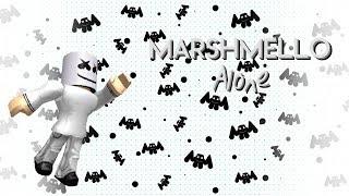 Marshmello - Alone (Roblox Music Video)