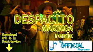 Latest iPhone Ringtone - Despacito Marimba - Luis Fonsi feat. Daddy Yankee