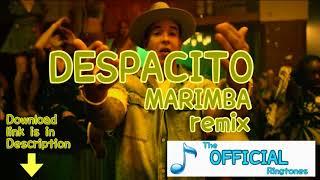 Latest iPhone Ringtone - Despacito Marimba - Luis Fonsi feat. Daddy Yankee