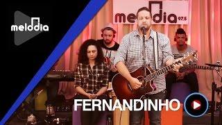 Fernandinho - A Alegria do Senhor - Melodia Ao Vivo (VIDEO OFICIAL)