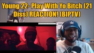 22 savage - Play With Yo Bitch (21 Savage Diss) REACTION