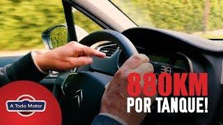 Citroen C4 Lounge HDI Diesel – ¡880Km de autonomía!