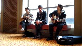 Vacations- Hometown Love Story (Acoustic/Live@2010 LAUNCH)