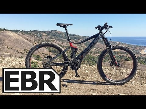 BULLS E-STREAM EVO 45 AM Video Review - $5.5k High Speed Class 3 Full Suspension Ebike