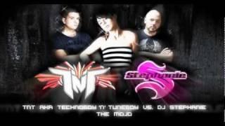 TNT Aka Technoboy 'N' Tuneboy & Dj Stephanie - The Mojo (Official Teaser Video)