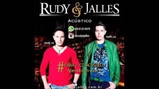 Rudy & Jalles CD Acústico - Aprendi com voce