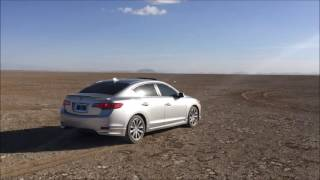 Dry Lake Bed Driving Fun - Willcox Playa in Arizona - December 17, 2016