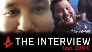The Interview feat. Zonic