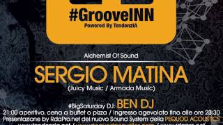 Aftermovie Pequod Acoustics ....Groove Inn & Sergio Matina
