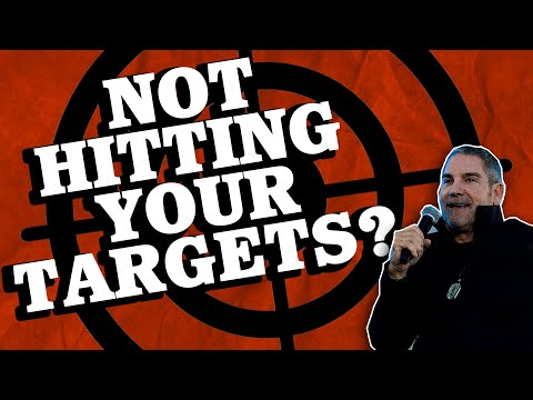 When You Are Not Hitting Your Targets - Grant Cardone photo