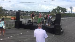 Girls Just Want To Have Fun (Cyndi Lauper cover) Live concert on the South Beach of Staten Island